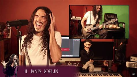 Singing 'bohemian Rhapsody' In 42 Different Styles Rtm