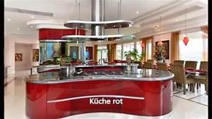 Küche Rot Streichen : k che rot youtube ~ Markanthonyermac.com Haus und Dekorationen