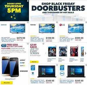 Best Buy's Black Friday 2016 Doorbuster ad circular ...