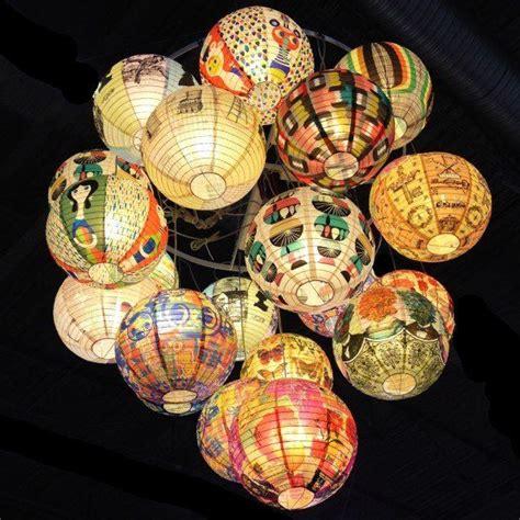 lanternes en papier ou boules japonaises pep up design am 233 nagement d 233 co combles