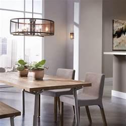 rustic dining room lighting ideas