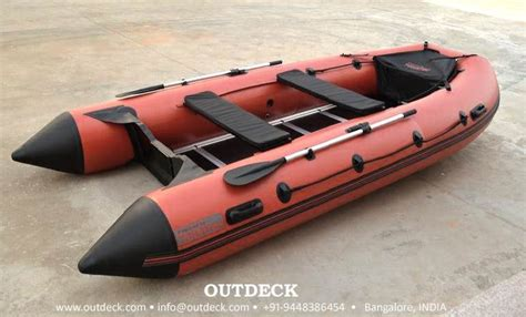 Inflatable Boat Online by Buy Inflatable Rubber Boat With Oars Pump Free Shipment