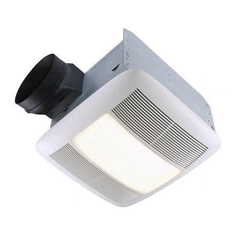 nutone energy 6 quot ducting light and bathroom exhaust fan 28778 ls plus