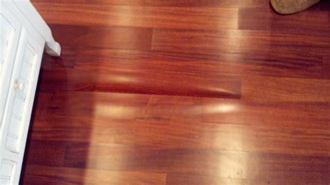 laminate flooring buckling how to fix laplounge
