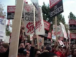 The latest on the WGA strike | Den of Geek
