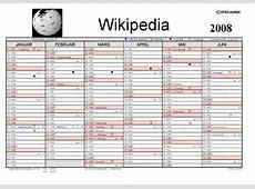 Kalender Wikiwand