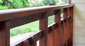 Bretter Für Balkongeländer : balkongel nder aus holz material holzarten und anbringung ~ Markanthonyermac.com Haus und Dekorationen