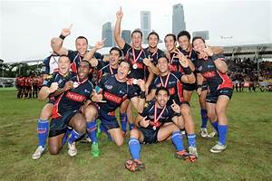 Philippine Volcanoes Clinch 2013 Rugby World Cup Sevens Slot