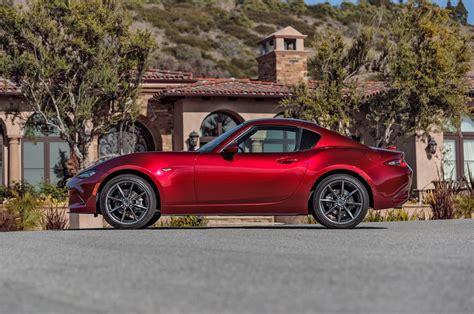 2018 Mazda Mx5 Miata Rf First Test A More Civilized
