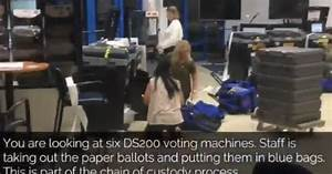 MUST-SEE VIDEO: Broward County Elections Officials Block ...