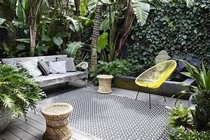 Sichtschutz Schnell Wachsend : courtyard garden inspiration grotec landscape solutions ~ Markanthonyermac.com Haus und Dekorationen