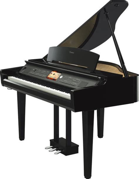 cvp 709gp yamaha piano quart queue clavinova cvp 709gp en noir ou blanc brillant neuf