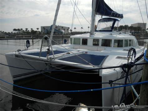 Gemini Catamaran Liveaboard by Moving On Catamaran For Sale Lagoon 440 In St Petersburg