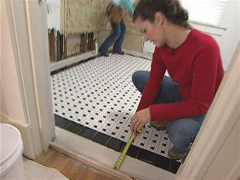 How To Install A Mosaic Tile Floor