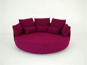 Sofa Designer Marken : missoni home tiamat rundes sofa in stoff beerenfarbig missoni sofas missoni home marken ~ Whattoseeinmadrid.com Haus und Dekorationen