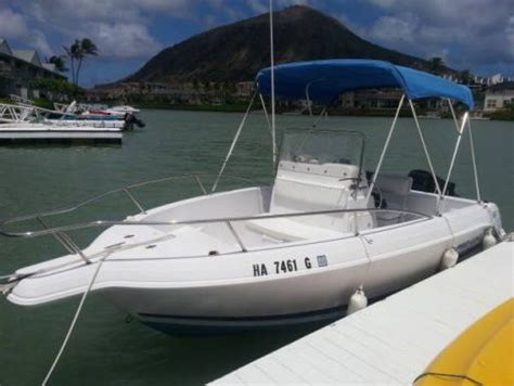 Fishing Boat For Sale Honolulu by Boats For Sale In Honolulu Hawaii Used Boats For Sale