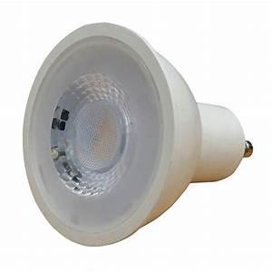 Led Spot Gu10 : save light halo cob 7w warm white dimmable gu10 led spotlight at uk electrical supplies ~ Markanthonyermac.com Haus und Dekorationen