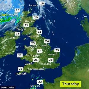 UK weather: School summer holidays will begin with ...