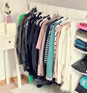 Kleiderstange An Wand : diy wand kleiderstange gewinnspiel auslosung dear fashion blog lisa jasmin 39 s fashion ~ Markanthonyermac.com Haus und Dekorationen