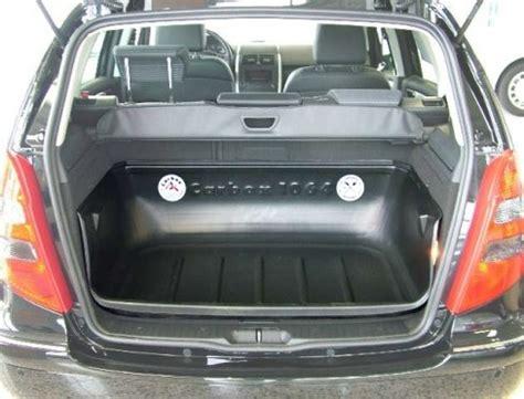 bac de coffre mercedes classe a achat vente protection de coffre mercedes classe a lignauto