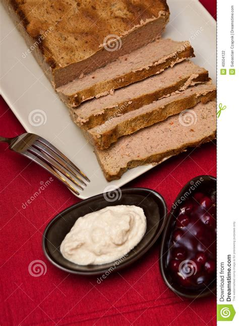easter pate food composition stock photo image 40504122