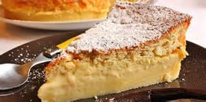 g 226 teau magique 224 la vanille facile et pas cher recette sur cuisine actuelle