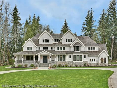 Craftsman Style Homes Floor Plans Craftsman Style Homes