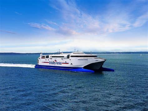 Catamaran Ferry Normandie by Normandie Express Ship Information High Speed Ferry