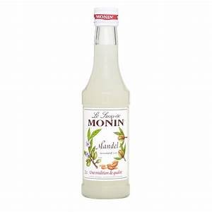 Getränke Sirup Günstig : monin sirup mandel 0 25l sirup alkoholfreie getr nke sortiment trinkgut ~ Markanthonyermac.com Haus und Dekorationen