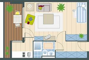 1 Zimmer Wohnung Einrichten Tipps : grundrissbeispiele der seniorenresidenz braunschweig ~ Markanthonyermac.com Haus und Dekorationen