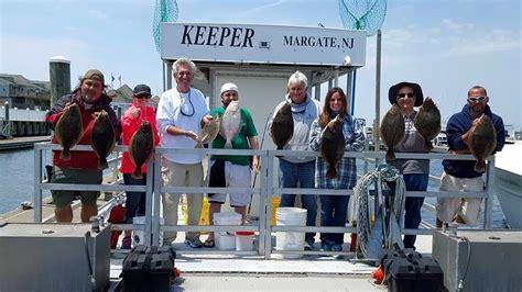 Party Boat Rental Margate Nj by Margate Ventnor Back Bay Party Boat Flounder Fishing