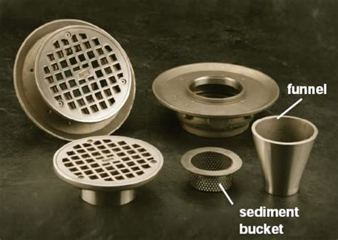 floor drains with adjustable strainer r smith