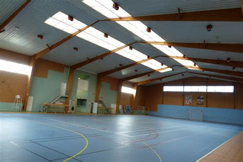 salle de sports du verger