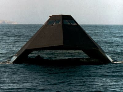 Boat Auctions Poole by Ocean To Auction Block Real Bond Villain Stealth Ship