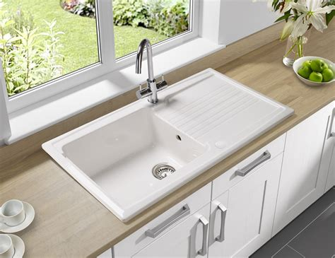 Astracast Equinox 1.0 Bowl Ceramic Inset Kitchen Sink Bedding And Home Decor Bazaar Decorating Best Stores Online Movie Decorations For Diy Tutorials Mirror Decals Living Room Ideas Decorators Com Outlet
