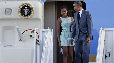 Barack Obama To Take Daughters For Time Out In New York