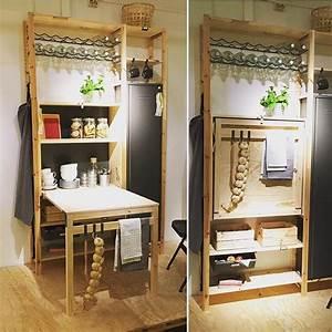 Ikea Regal Küche : die besten 25 ivar regal ideen auf pinterest ikea ivar regal ikea ivar und speisekammer ~ Markanthonyermac.com Haus und Dekorationen