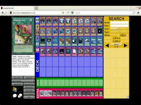 yugioh dueling network banished fish deck list