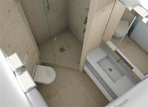 Toilette Mit Dusche : minibad mit dusche wc und waschplatz badezimmer pinterest badezimmer bad und baden ~ Markanthonyermac.com Haus und Dekorationen