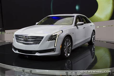 Cadillac Reveals Major Changes For 2018 Ct6  The News Wheel