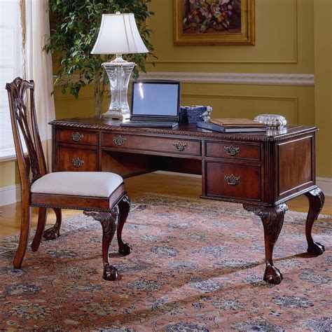 Ball And Claw Writing Desk By Hooker Furniture  Wolf And. Writing Desk Set. Modern Table. Twin Bed Loft With Desk. White Round Table And Chairs. Mainstays Student Desk Multiple Finishes. Dining Room Table With Storage. Desk Chair Mat. Locking Drawer Cabinet