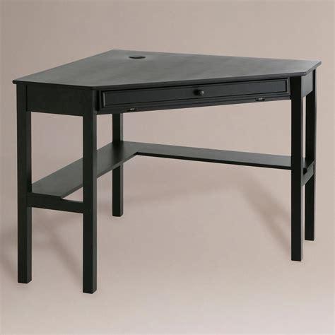 Black Corner Computer Desk by Furniture Gt Office Furniture Gt Computer Desk Gt Black