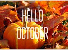 Hello October Images HD halloween Pumpkin cute – Free