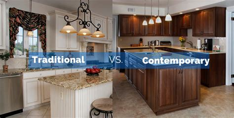 Traditional Kitchens Vs Contemporary Kitchenswhich Is