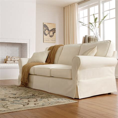 sofas at jcpenney sectional sofa jcpenney sofas slipcovered thesofa