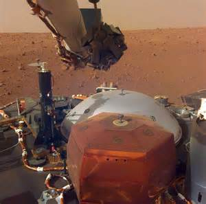 First sounds of wind on Mars captured by NASA's Insight Lander