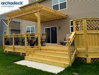 design a deck Deck Design Ideas by Archadeck of Chicagoland – Outdoor ...