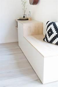 Ikea Hack Besta : do it yourself aus besta und holz wird ein sideboard mit sitzbank ~ Markanthonyermac.com Haus und Dekorationen