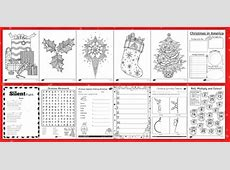 KS2 Christmas Activity Booklet ks2, christmas, activity
