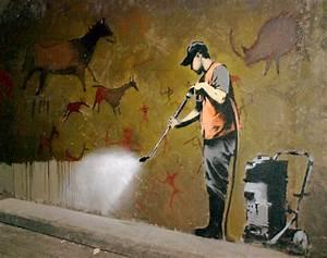Banksy Street Artist - Amazing Graffiti Art and Quotes ...